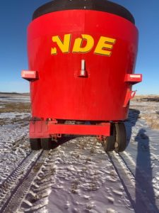 NDE feedwagon for sale